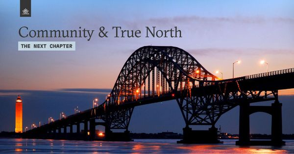 The Next Chapter: True North & Community Church